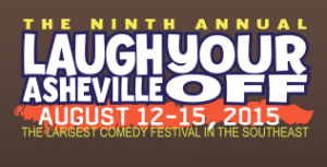 Asheville native Petey Smith-McDowell hosts annual Laugh Your Asheville Off comedy fest