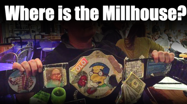 Asheville trivia host seeks a sentimental prize that's gone missing: the Milhouse Belt