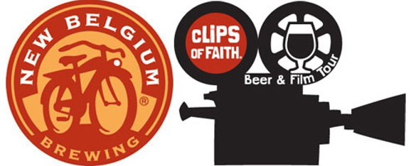 New Belgium's Clips Beer & Film Tour tonight in downtown Asheville