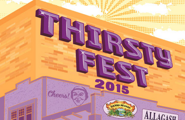 Thirsty Monky's Thirsty Fest beer festival set for Sept. 7-13 in Asheville