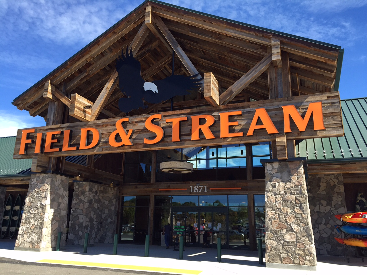 With gear for just about any outdoors lover, Field & Stream store set for Asheville opening Thursday
