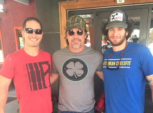 Ashvegas celebrity spotting: Josh Brolin at Luella's Bar-B-Que in North Asheville