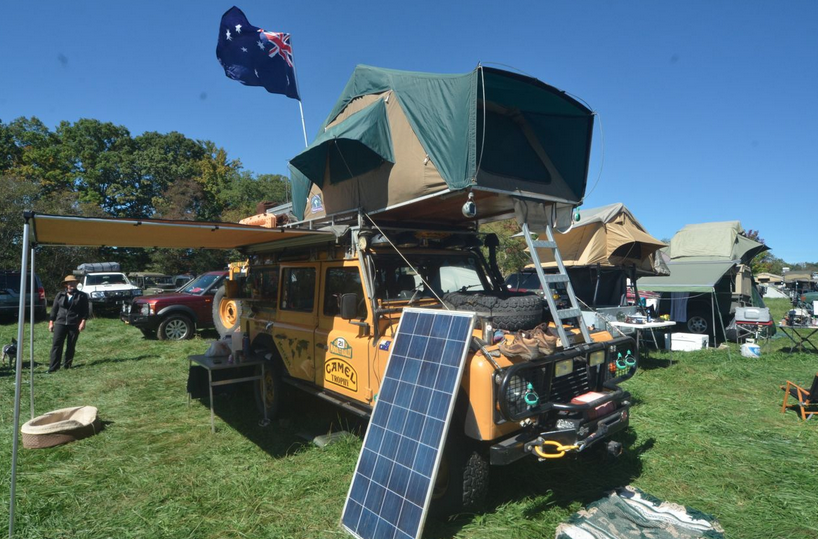 Overland Expo East set for this weekend in Asheville