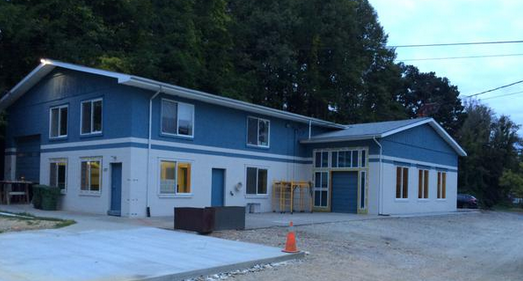 New South Asheville brewery, Sweeten Creek Brewing, coming together