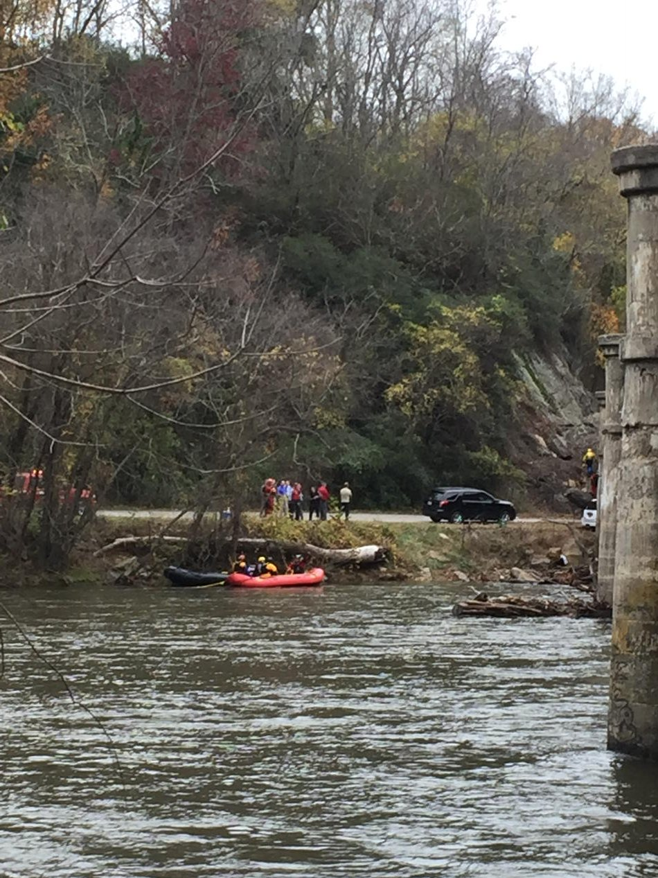 Two bodies recovered from French Broad River in Asheville