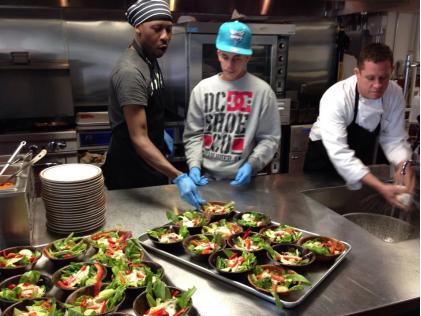 """PODCAST: Stu Helm / Chef Joe Scully: AVL Food Fans 11 – """"Ready Set Go Kitchen Ready"""""""