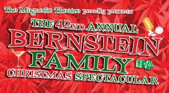 Tickets on sale for Bernstein Family Christmas Spectacular at The Magnetic Theatre in Asheville
