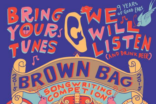 Brown Bag Songwriting Competition Finals set for Dec. 4 at Asheville Music Hall