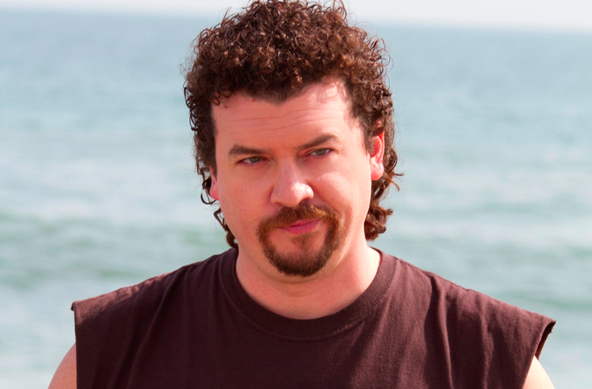 Actor, producer Danny McBride spotted at Chai Pani in Asheville
