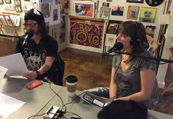 """PODCAST: Stu Helm / Chef Joe Scully: AVL Food Fans 14 – """"Velvet and Lace and Lucy"""""""