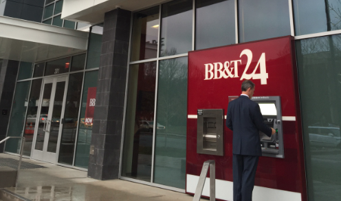 BB&T moves out Asheville's tallest building and into (much shorter) City Centre