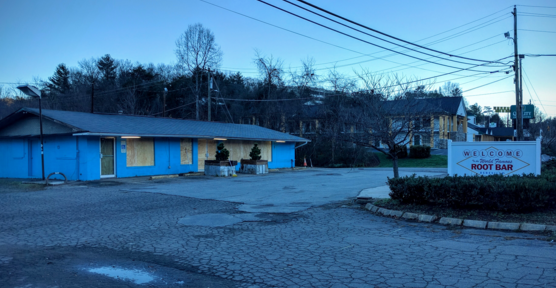 Root Bar boarded up in Swannanoa following 'serious' act of vandalism