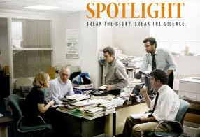 Southeastern Film Critics Association picks 'Spotlight' as best movie of 2015