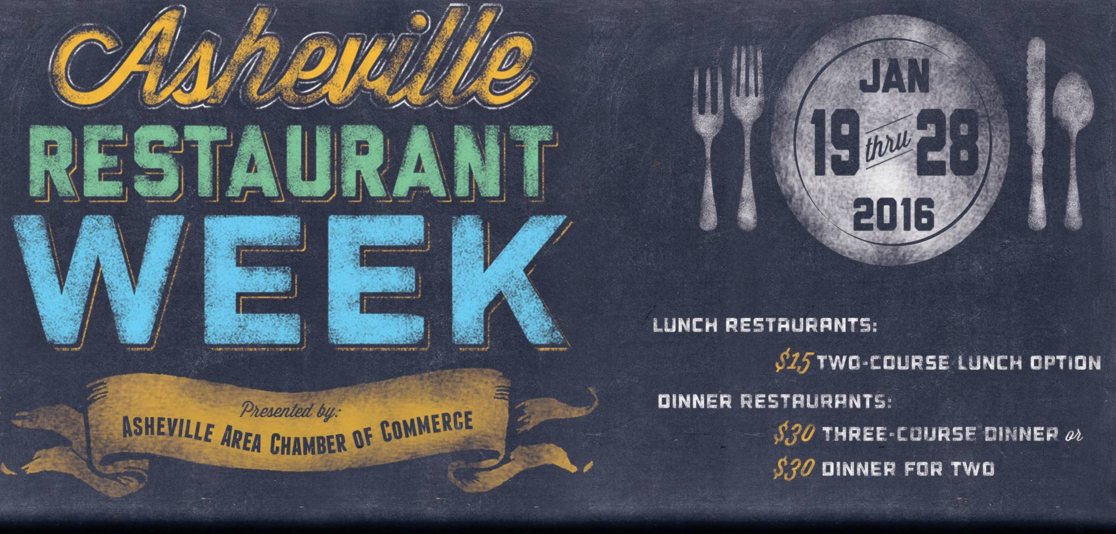 Ashvegas Hot Sheet: Asheville Restaurant Week offers deals