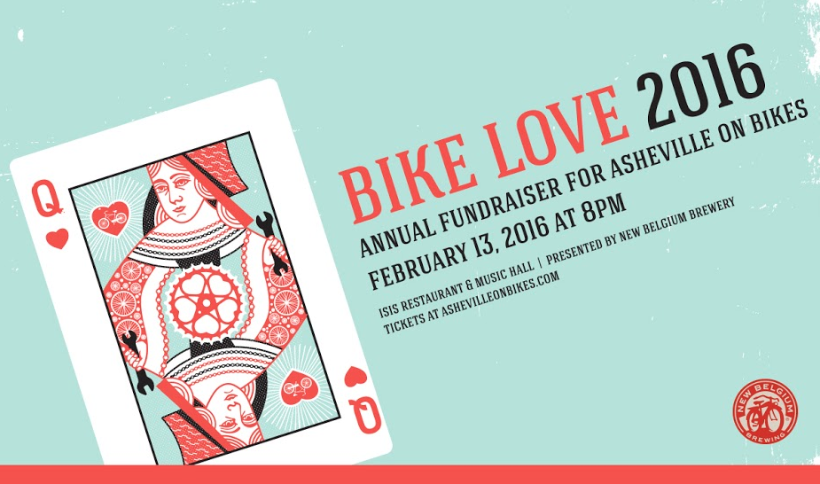 Asheville on Bikes hosts Bike Love '16