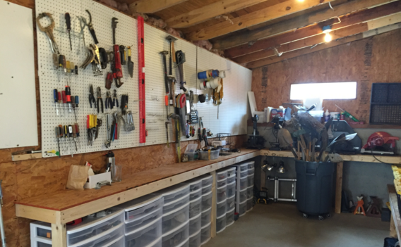 Asheville Tool Library finds home on South Slope, is set to open in April
