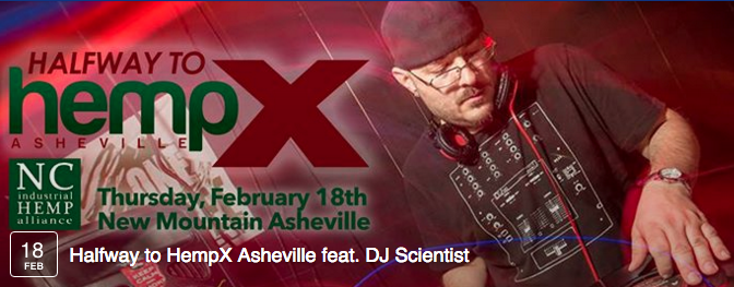 WIN TIX To see DJ Scientist of Ying Yang Twins on Thursday at New Mountain AVL