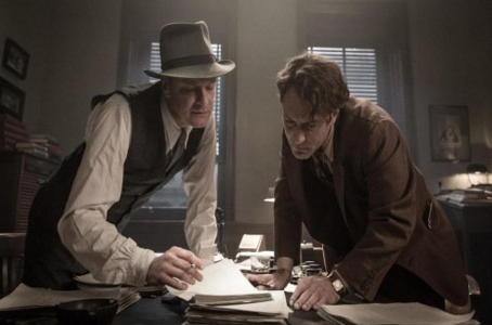 Mixed reviews roll in for 'Genius' about Asheville's Wolfe and editor Perkins