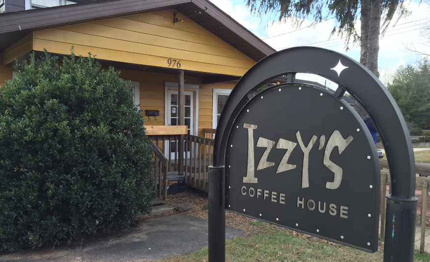 Izzy's Coffee House celebrates grand opening Friday, Saturday in West Asheville