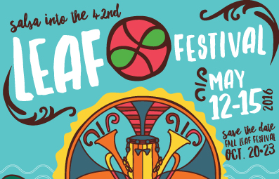 LEAF Festival announces line-up for May music fest in Black Mountain