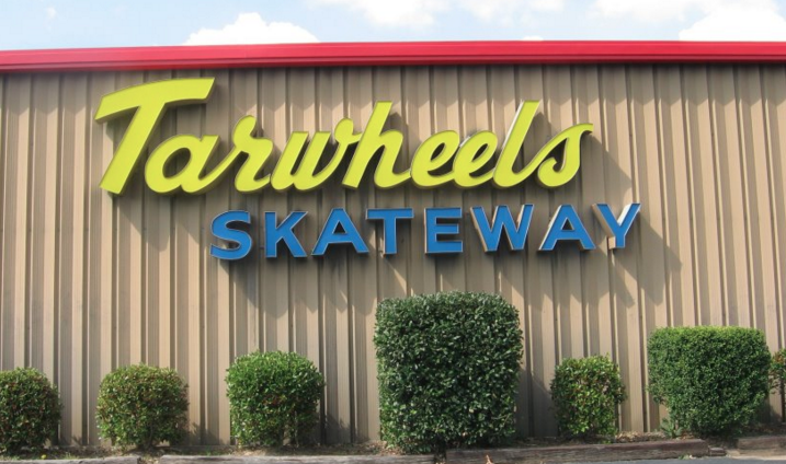 Ashvegas Hot Sheet: Tarwheels Skateway skating rink is for sale