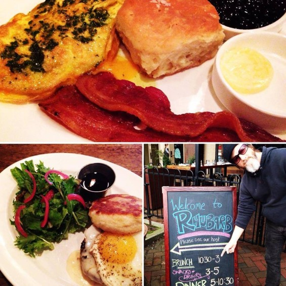 A Month of Brundays Part 3 – Asheville brunch research continues