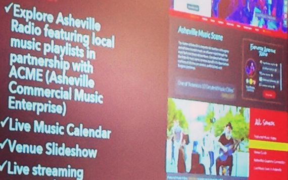 Asheville as a music destination is next push for tourism officials