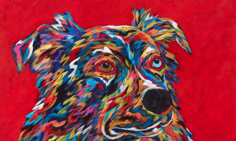 Aloft hotel to host Asheville Humane Society fundraiser w/ artist Angela Alexander
