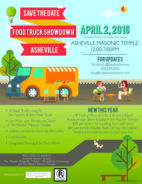 Food Truck Show Down
