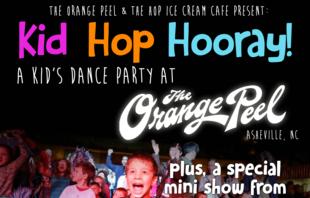 Kid Hop Hooray at The Orange Peel on March 19 features Secret Agent 23 Skidoo
