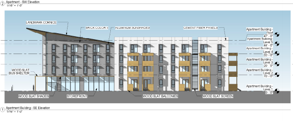 First look at designs for new Lee Walker Heights development on Asheville's South Slope