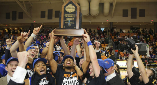 Ashvegas Hot Sheet: UNC Asheville headed to NCAA Tournament