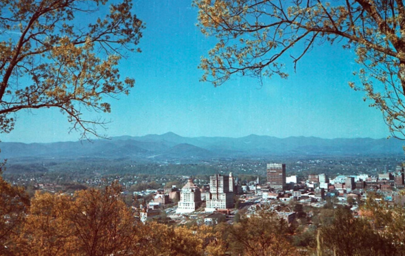 Pack Memorial Library kicks off panel discussions about Asheville in the 1980s