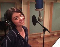 Ashvegas celebrity spotting: Actresses Hyland, Messing record at Sound Temple Studios in south Asheville