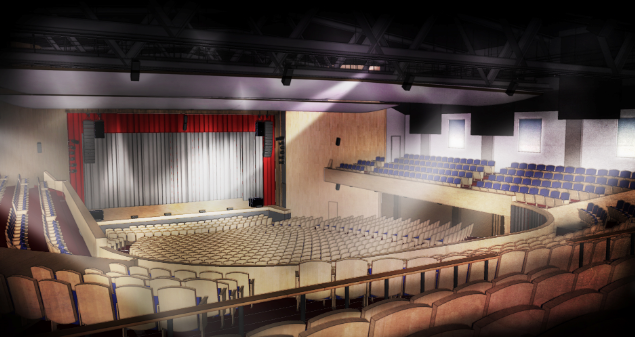 New plan for Asheville performing arts center may be in works