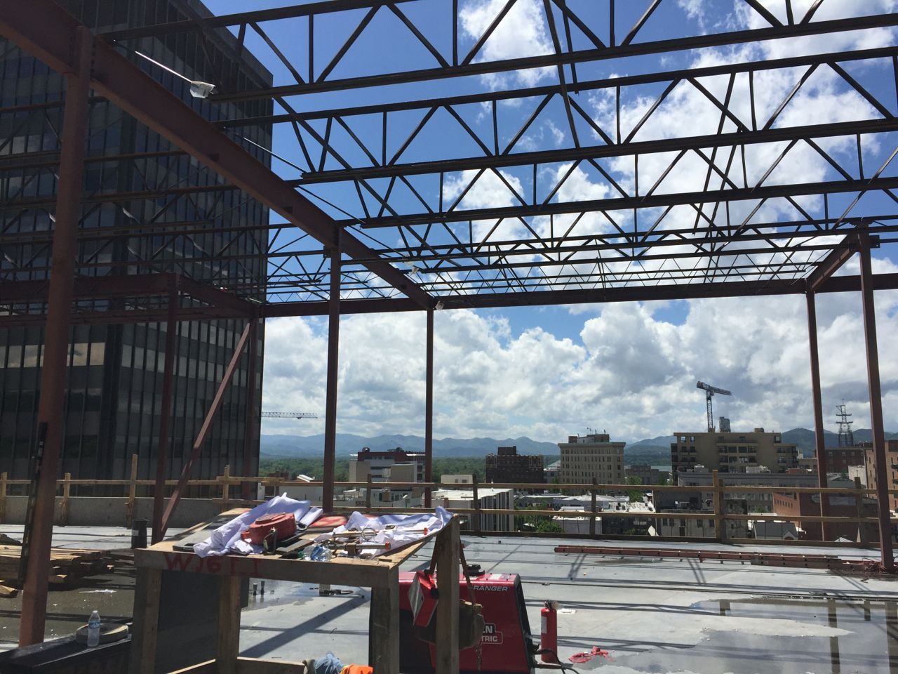PHOTOS New AC Hotel Asheville Downtown aims for fall opening