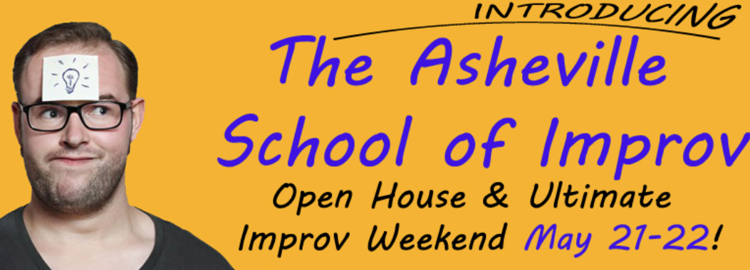 Asheville School of Improv will celebrate launch with Sunday open house