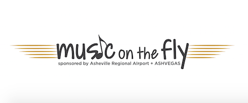 Live, local music arrives at Asheville Regional Airport with podcast partnership