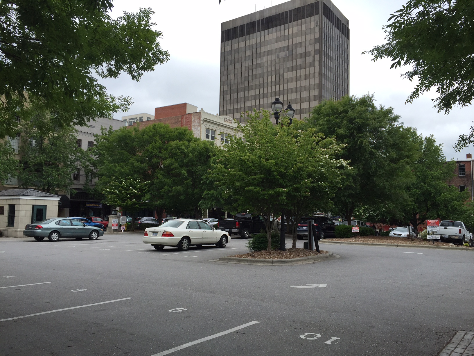 Word on the street: 20-story office building considered for downtown Asheville