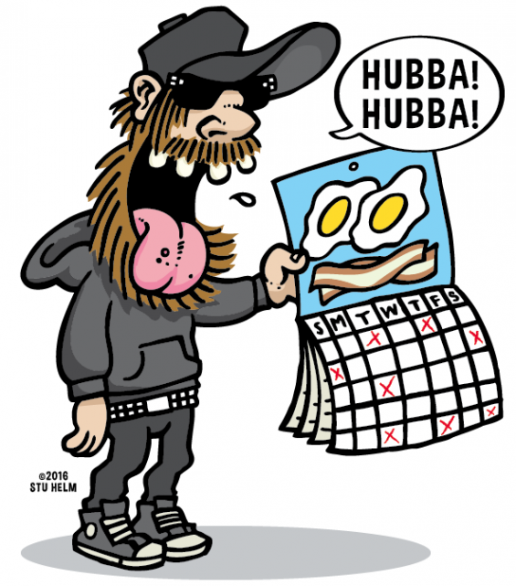 Food News & Event Schedule – Livermush, Vegan Fest, Burger Battle, Jerk Off, and More!