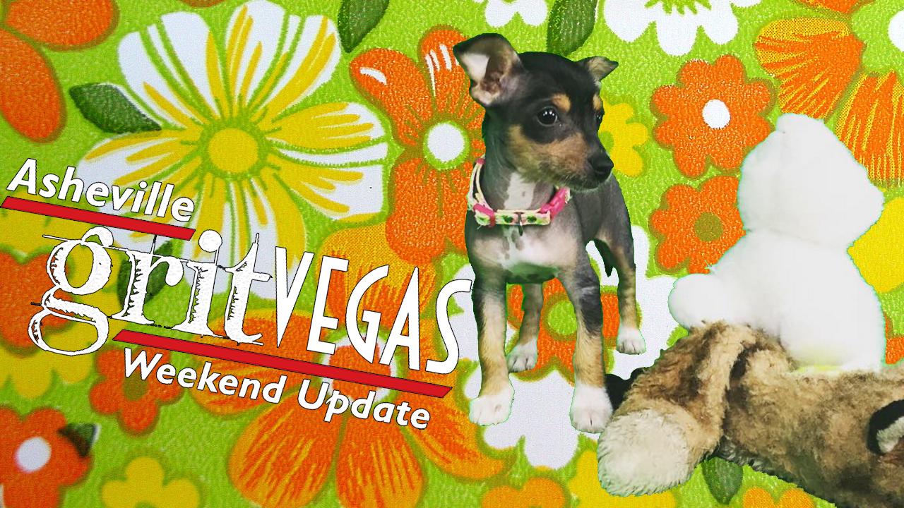 Asheville GritVegas Weekend Update:  June 16 – 19