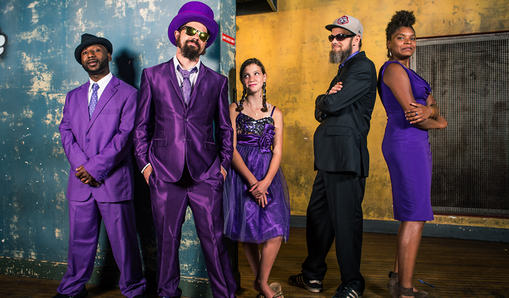 Secret Agent 23 Skidoo at The Orange Peel on Saturday