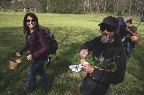 No Taste Like Home: Foraging for Food with Stu Helm and Friends