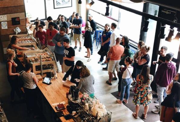 Vortex Doughnuts to host bike ride, coffee crawl in Asheville on June 25