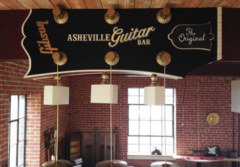 Asheville Guitar Bar opens in River Arts District