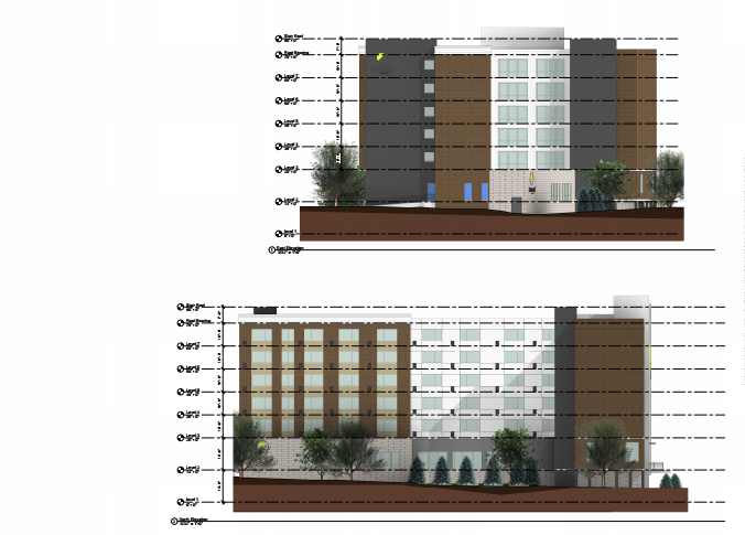 Initial review set for Element Hotel, new Asheville hotel near Beaucatcher tunnel