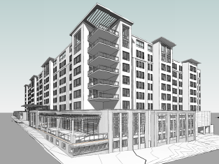 Updated: Asheville City Council delays Embassy Suites hotel vote