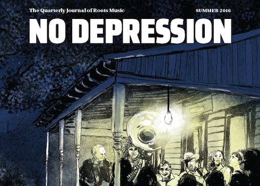 'No Depression' issue release party set for Isis Music Hall in West Asheville on Aug. 3
