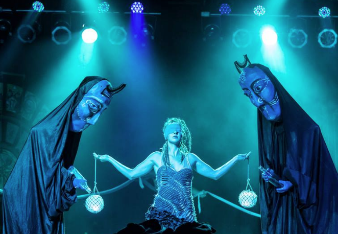 Asheville troupe aims to elevate circus arts with reworked, touring 'Tarocco'