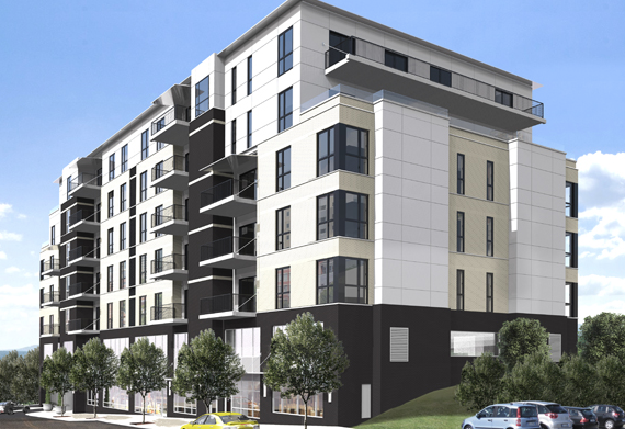 Site preparation for new downtown Asheville condos set to start Friday